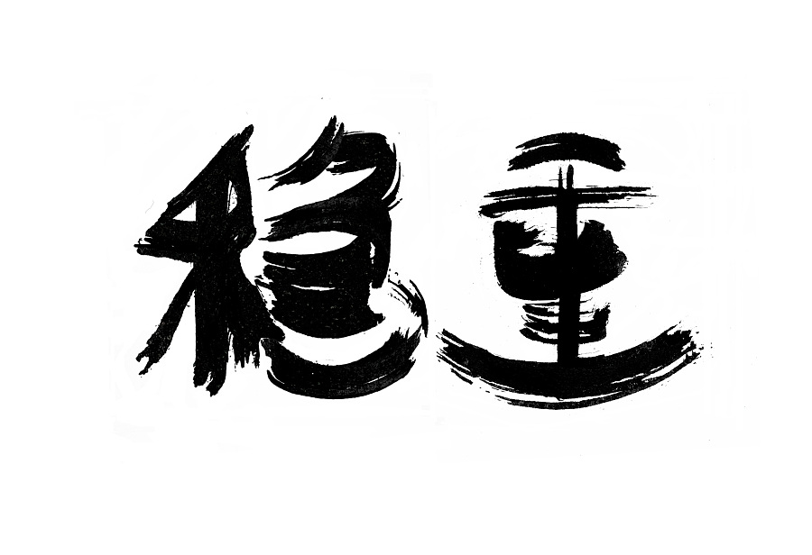 109+ Wonderful idea of the Chinese font logo design #.84