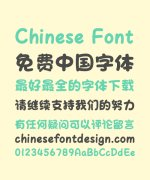 Font Housekeeper Cotton candy Font-Simplified Chinese Fonts