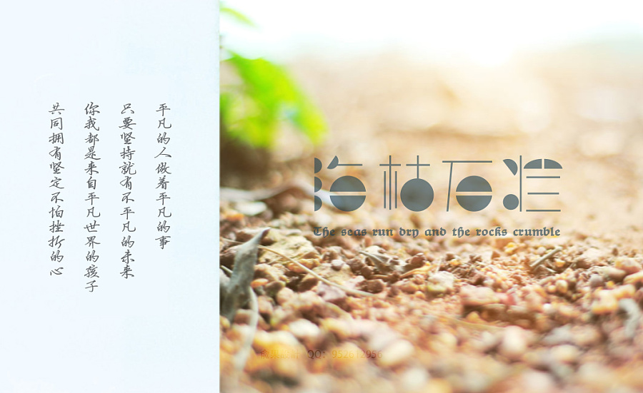 21 Chinese fonts logo design contrast