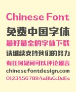 Zao Zi Gong Fang(Font manual mill) Modern Chinese Font -Simplified Chinese