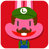 chinesefontdesign.com 2017 02 02 09 22 29 1 100 Lovely pink rabbit emoji free download