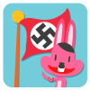 chinesefontdesign.com 2017 02 02 09 22 37 1 100 Lovely pink rabbit emoji free download