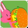 chinesefontdesign.com 2017 02 02 09 22 38 100 Lovely pink rabbit emoji free download