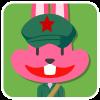 chinesefontdesign.com 2017 02 02 09 22 39 1 100 Lovely pink rabbit emoji free download