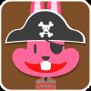 chinesefontdesign.com 2017 02 02 09 22 42 100 Lovely pink rabbit emoji free download