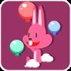 chinesefontdesign.com 2017 02 02 09 22 45 1 100 Lovely pink rabbit emoji free download