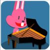 chinesefontdesign.com 2017 02 02 09 22 53 100 Lovely pink rabbit emoji free download