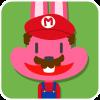 chinesefontdesign.com 2017 02 02 09 22 55 100 Lovely pink rabbit emoji free download