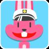 chinesefontdesign.com 2017 02 02 09 22 58 1 100 Lovely pink rabbit emoji free download