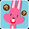 chinesefontdesign.com 2017 02 02 09 23 07 2 100 Lovely pink rabbit emoji free download