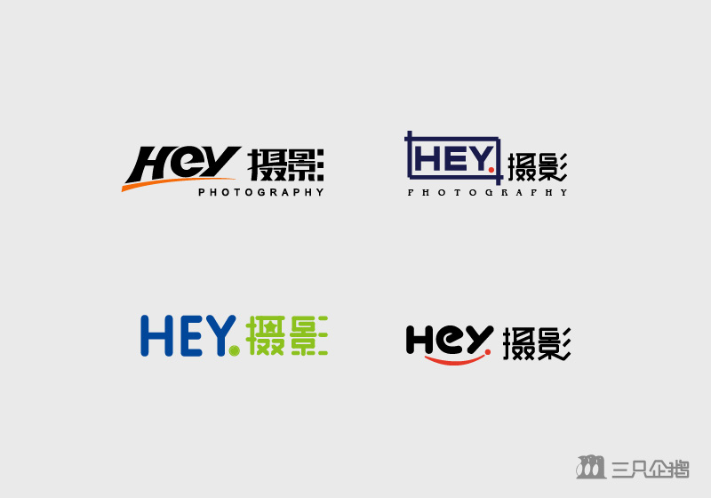 27 Interesting Chinese fonts logo design personal art appreciation