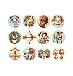 Permalink to Printed hand-painted decorative pattern design of the zodiac China Illustrations Vectors AI ESP