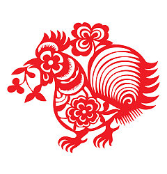 Permalink to Beautiful chicken paper-cut patterns – China Illustrations Vectors AI ESP Free Download #.2
