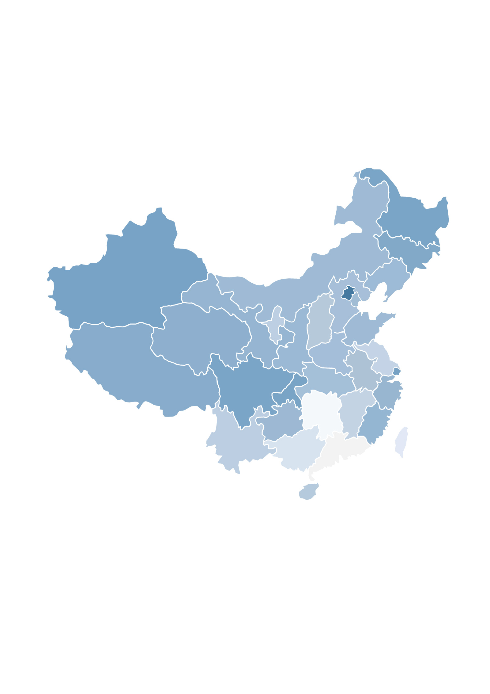 chinesefontdesign.com 2017 03 17 16 40 38 Map of China   China Illustrations Vectors AI ESP Free Download