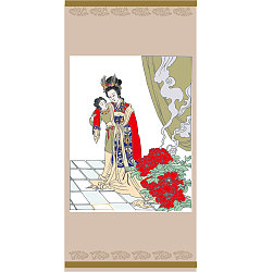 Permalink to Graceful Chinese ancient ladies image – China Illustrations Vectors AI ESP Free Download #.2