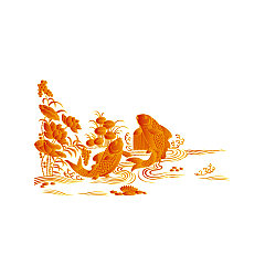 Permalink to Chinese traditional carp to leap onto the goal auspicious vector -Illustrations Vectors AI ESP Free Download