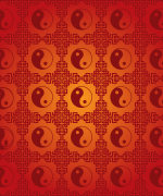Chinese traditional style tai chi pattern background texture China Illustrations Vectors AI ESP Free Download