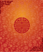 Chinese traditional classical style festive celebrate background pattern texture Illustrations Vectors ESP #.4