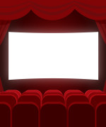 Cinema screening hall vector pictures China Illustrations Vectors AI ESP