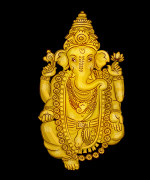 Indian Buddhism elephant god pattern Illustrations Vectors AI ESP Free Downlaod