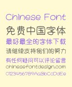Arashi Transform Chinese Fontt-Simplified Chinese Fonts