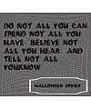 Halloween Spider Font Download