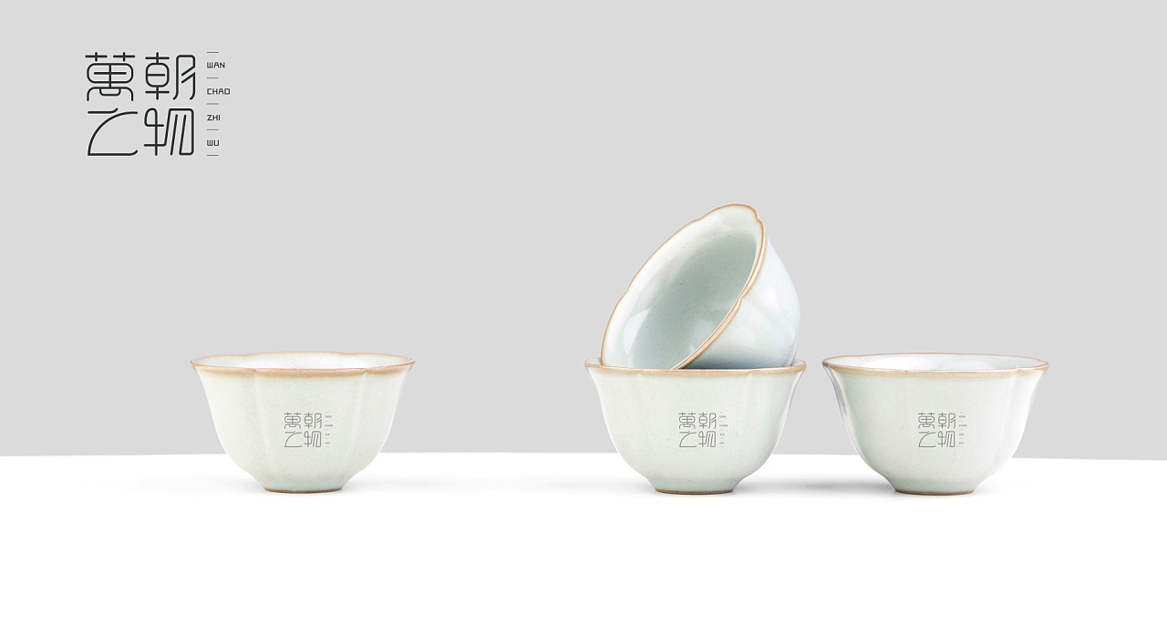 8P Brand design of Chinese tea