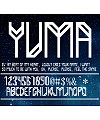 Yuma-Regular Font Download