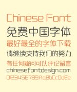Zao Zi Gong Fang(Prohibition of commercial use) Unique Retro Chinese Font-Simplified Chinese Fonts
