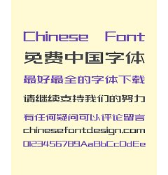Permalink to Zao Zi Gong Fang(Prohibition of commercial use) Literature Song (Ming) Typeface Chinese Fontt -Simplified Chinese Fonts