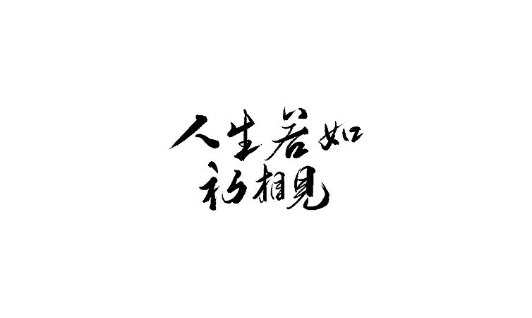 20P Chinese traditional calligraphy brush calligraphy font style appreciation #130