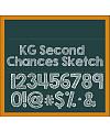 KG Second Chances Sketch Font Download