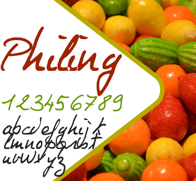 Philing Font Download