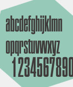 CorporateACon Reg Font Download