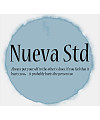 Nueva Std Cond Font Download