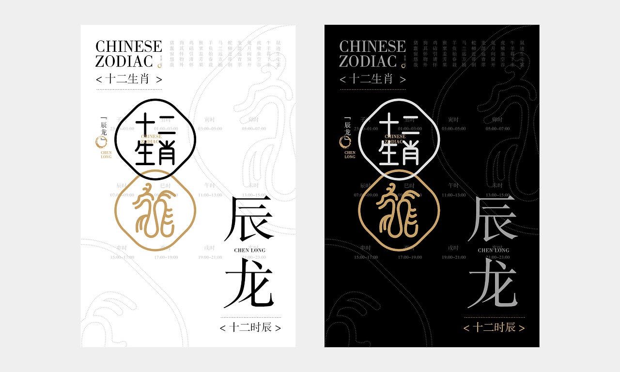 12 Zodiac commercial brand design