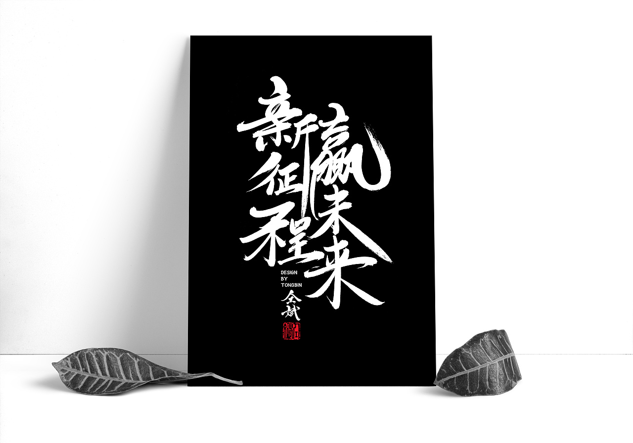 16P Chinese traditional calligraphy brush calligraphy font style appreciation #.274