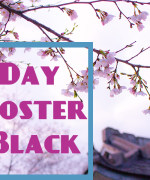 Day Poster Black Font Download
