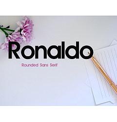 Permalink to Ronaldo Font Download