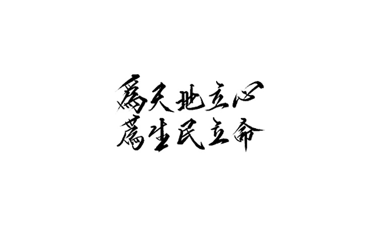 16P Chinese traditional calligraphy brush calligraphy font style appreciation #.332