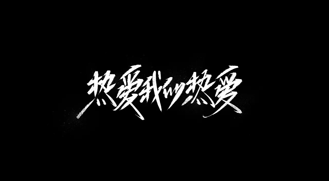 20P Chinese traditional calligraphy brush calligraphy font style appreciation #.407
