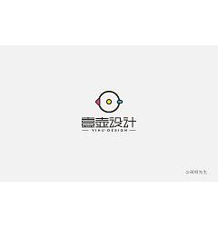 Permalink to 8P Creative Chinese font logo design scheme #.371