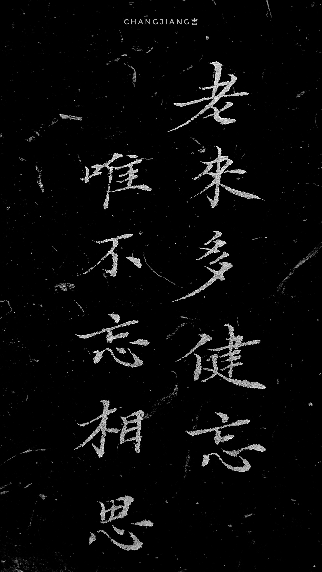 5P Chinese traditional calligraphy brush calligraphy font style appreciation #.493