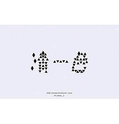 Permalink to 15P Creative Chinese font logo design scheme #.653