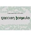 Grecian Formula Font Download