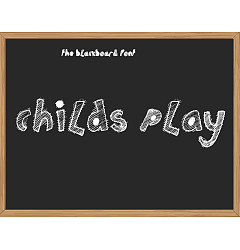 Permalink to Childs Play Font Download