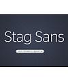 Stag Sans Light Font Download