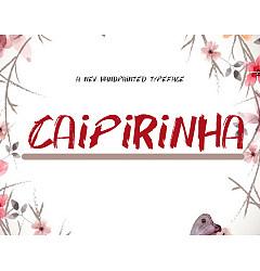 Permalink to CAIPIRINHA Font Download