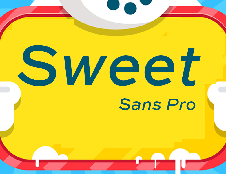 Sweet Sans Pro Medium Font Download