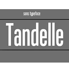 Permalink to Tandelle Font Download